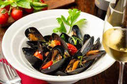 Best mussel in bangkok